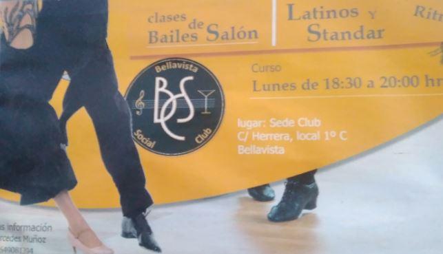 Clases de Bailes de Salón en BSC